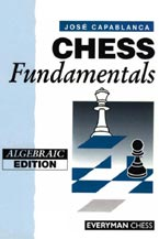 J. R. Capablanca Chess fundamentals book